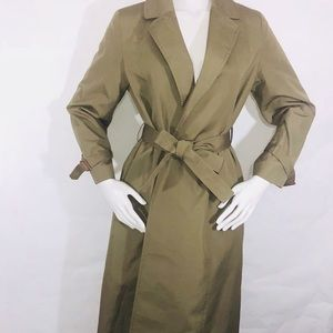 Jackets & Blazers - Army Green Trench Coat